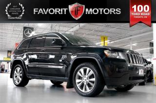 Used 2011 Jeep Grand Cherokee Laredo 70th Anniversary 4X4 | NAV | BACK-UP CAM for sale in North York, ON
