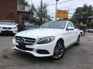 Used 2015 Mercedes-Benz C-Class 300*Navi*AWD*360Cam*MBWarranty* for sale in York, ON
