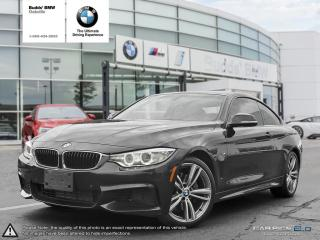 Used 2014 BMW 435i xDrive Coupe for sale in Oakville, ON