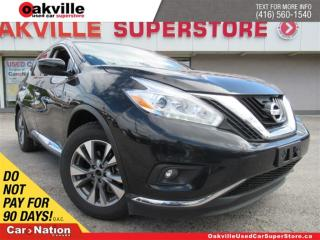 Used 2016 Nissan Murano SV | PANO ROOF | B/U CAM | BLUETOOTH for sale in Oakville, ON