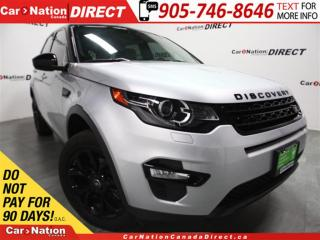 Used 2016 Land Rover Discovery Sport SE| LOW KM'S| PANO ROOF| NAVI| for sale in Burlington, ON