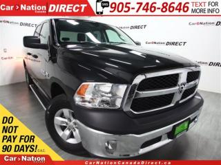 Used 2017 Dodge Ram 1500 SXT| HEMI| 4X4| LOW KM'S| OPEN SUNDAYS| for sale in Burlington, ON