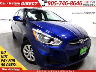 Used 2016 Hyundai Accent GL| HEATED SEATS| ONE PRICE INTEGRITY| for sale in Burlington, ON