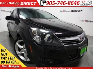 Used 2009 Saturn Astra XR| LOW KM'S| LEATHER| ONE PRICE INTEGRITY| for sale in Burlington, ON