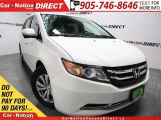 Used 2016 Honda Odyssey EX| DVD| 8-PASSENGER| PUSH START| for sale in Burlington, ON