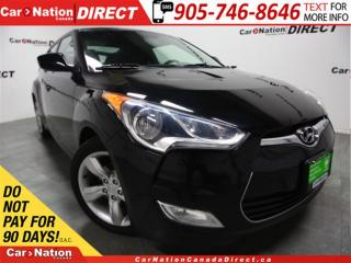 Used 2013 Hyundai Veloster | BACK UP CAMERA| PUSH START| TOUCH SCREEN| for sale in Burlington, ON