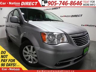 Used 2014 Chrysler Town & Country Touring| BACK UP CAMERA| TOUCH SCREEN| POWER SEAT| for sale in Burlington, ON