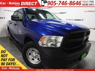 Used 2015 Dodge Ram 1500 | ECO DIESEL| 4X4| TOUCH SCREEN| for sale in Burlington, ON