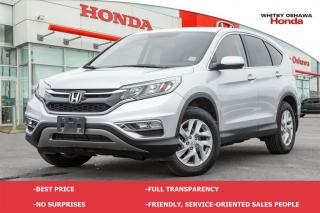Used 2015 Honda CR-V EX-L (AT) for sale in Whitby, ON