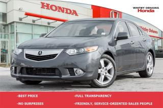 Used 2013 Acura TSX Premium | Automatic for sale in Whitby, ON