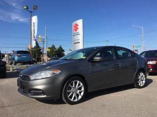 Used 2013 Dodge Dart SXT ~Low Km ~Responsive Handling ~Spacious Cabin for sale in Barrie, ON