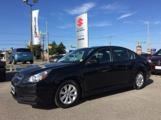 Used 2013 Subaru Legacy 2.5i w/Touring Pkg ~AWD ~Heated Seats ~P/Seat for sale in Barrie, ON