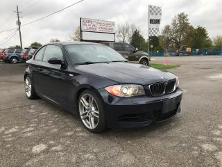 Used 2008 BMW 1 Series 135i M PKG for sale in Komoka, ON