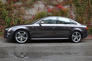 Used 2013 Audi S4 PREMIUM Quattro for sale in Vancouver, BC