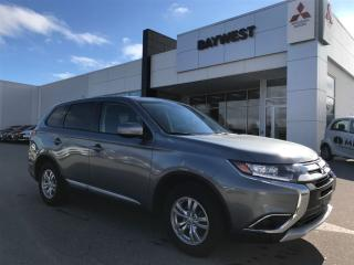 Used 2016 Mitsubishi Outlander ES for sale in Owen Sound, ON