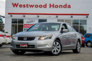 Used 2008 Honda Accord EX-L for sale in Port Moody, BC