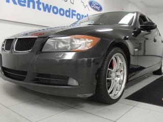 Used 2006 BMW 325 325 xi- It may be a bit older but that doesn't stop it! Heated tan leather seats, sunroof, and push start/stop for sale in Edmonton, AB