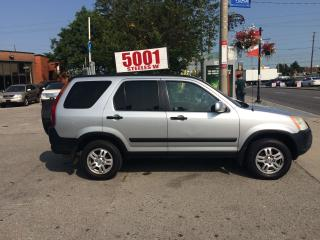 Used 2003 Honda CR-V EX-AUTO,AWD,SAFETY+3YEARS WARRANTY INCLUDED for sale in North York, ON