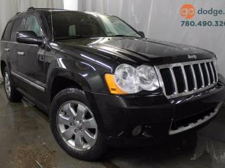 Used 2010 Jeep Grand Cherokee Limited 4x4 Sunroof / Rear Back Up Camera / Heated Front Seats for sale in Edmonton, AB