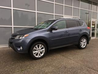 Used 2013 Toyota RAV4 Limited w/ Tech. Pkg. for sale in Surrey, BC