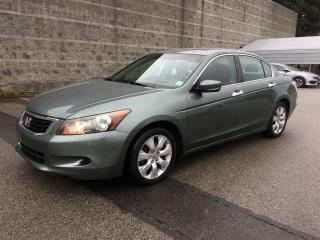 Used 2008 Honda Accord EX V6 for sale in Surrey, BC