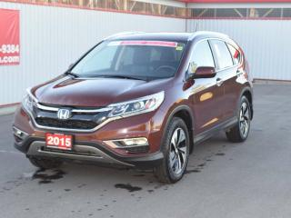 Used 2015 Honda CR-V Touring 4dr All-wheel Drive for sale in Brantford, ON