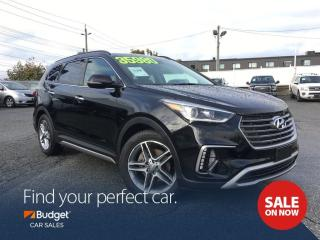Used 2017 Hyundai Santa Fe XL Extra Long Edition, Navigation, Leather Seating for sale in Vancouver, BC