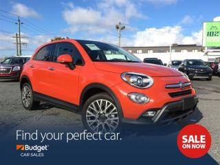 Used 2016 Fiat 500X Trekking Edition, Dual Pane Sunroof, Bluetooth for sale in Vancouver, BC