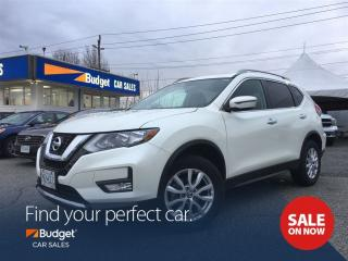 Used 2017 Nissan Rogue Intuitive All Wheel Drive, Low Kms for sale in Vancouver, BC