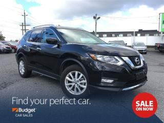 Used 2017 Nissan Rogue Sunroof, Bluetooth, Low Kms, All Wheel Drive for sale in Vancouver, BC