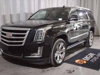 Used 2016 Cadillac Escalade Premium Collection for sale in Red Deer, AB