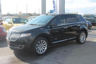 Used 2012 Lincoln MKX AWD w/ Nav & Back-Up Cam!! for sale in Whitby, ON