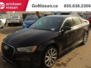 Used 2015 Audi A3 TECHNIK -QUATTRO, NAVIGATION, LEATHER, SUNROOF for sale in Edmonton, AB