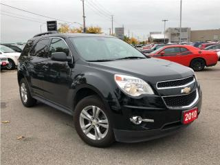 Used 2010 Chevrolet Equinox 1LT**KEYLESS ENTRY**A/C** for sale in Mississauga, ON
