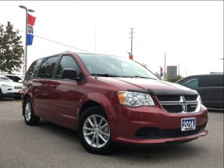 Used 2014 Dodge Grand Caravan SXT**FULL STO & GO**POWER WINDOW GROUP** for sale in Mississauga, ON