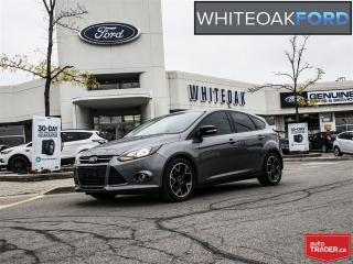 Used 2014 Ford Focus SE,1.9  %APR,1YR/20000KM WARR CPO for sale in Mississauga, ON