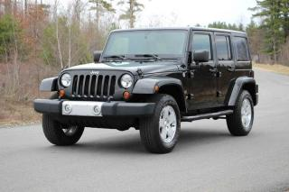 Used 2012 Jeep Wrangler Sahara Unlimited for sale in Vancouver, BC