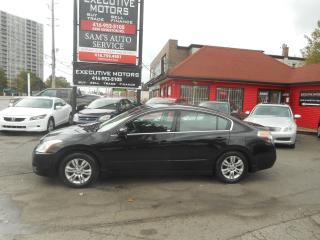 Used 2010 Nissan Altima 2.5S ACCIDENT FREE!! for sale in Scarborough, ON