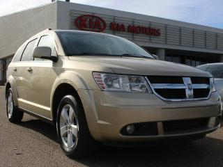 Used 2010 Dodge Journey SXT, CRUISE CONTROL, BLUETOOTH, AIR CONDITIONING, REAR CLIMATE CONTROL, AUX for sale in Edmonton, AB