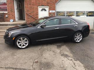Used 2013 Cadillac ATS Luxury for sale in Bowmanville, ON