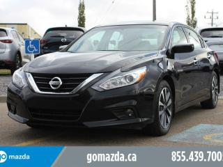 Used 2017 Nissan Altima 2.5 SV POWER OPTIONS BLUETOOTH HEATED SEATS BACK UP CAMERA ACCIDENT FREE for sale in Edmonton, AB