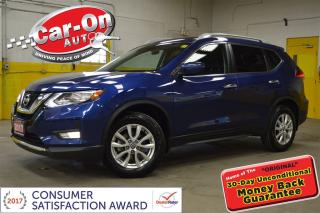 Used 2017 Nissan Rogue SV AWD FULL PWR GRP HTD SEATS REMOTE START for sale in Ottawa, ON