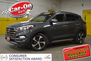 Used 2017 Hyundai Tucson Limited 1.6T AWD LEATHER PANO ROOF LOADED for sale in Ottawa, ON
