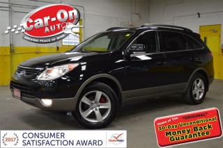 Used 2012 Hyundai Veracruz Limited AWD 7 PASS LEATHER SUNROOF LOADED for sale in Ottawa, ON