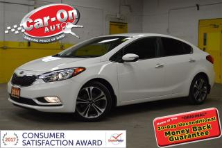 Used 2014 Kia Forte 2.0L EX AUTO A/C PWR GRP HTD SEATS ONLY 27000KMS for sale in Ottawa, ON