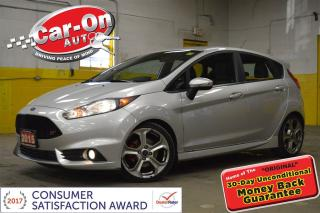 Used 2015 Ford Fiesta ST 197HP  LEATHER SUNROOF LOADED for sale in Ottawa, ON
