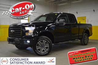 Used 2016 Ford F-150 XLT SPORT 5.0L 4X4 FULL PWR GRP LOADED for sale in Ottawa, ON