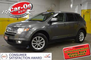 Used 2010 Ford Edge SEL AWD FULL PWR GRP HTD SEATS ALLOYS REMOTE START for sale in Ottawa, ON