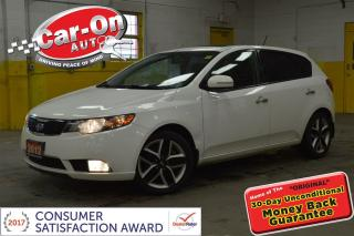 Used 2012 Kia Forte5 2.4L SX LEATHER SUNROOF PWR GRP HTD SEATS ALLOYS for sale in Ottawa, ON