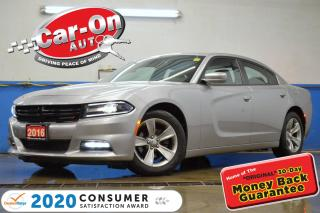 Used 2016 Dodge Charger SXT 58,000 KM SUNROOF NAV HEATED SEATS ALPINE AUDI for sale in Ottawa, ON